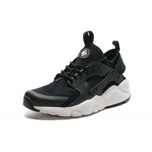 Nike Air Huarache ULTRA (black/white) кроссовки