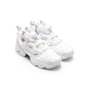 Reebok Insta Pump  White (белые)