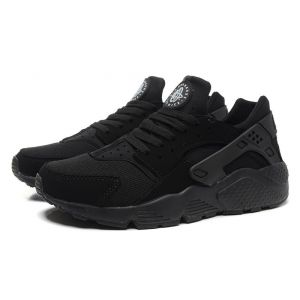 Кроссовки Nike Air Huarache (Triple Black) мужские