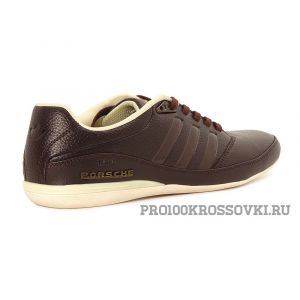 Мужские кроссовки Adidas Porsche Design Typ 64 Ver. 2.0 Brown