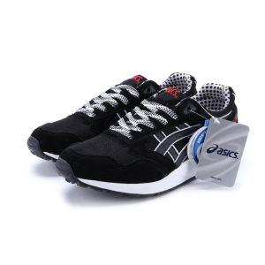 Купить мужские кроссовки Asics Gel Saga черные