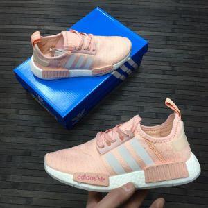 кроссовки Adidas Nmd R1 Runner розовые