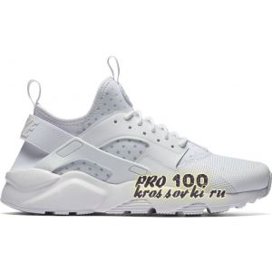 кроссовки Air Huarache Run Ultra White