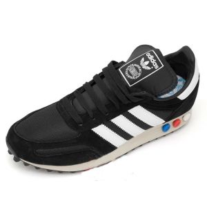 Кроссовки Adidas L.A. Trainer черные