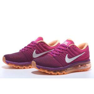 Кроссовки Nike Air Max 2017 женские фиолетовые