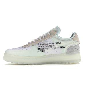 кроссовки OFF-WHITE x Nike Force