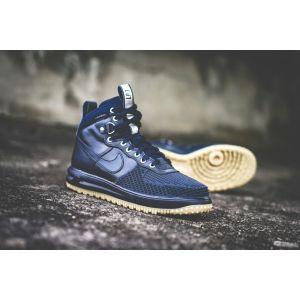 Nike Lunar Force 1 Duckboot синие