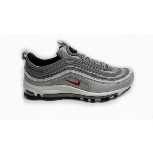 Кроссовки Nike Air Max 97 Premium Tape QS Metallic Silver