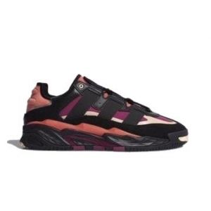 Adidas Niteball Black Purple Orange
