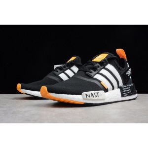 кроссовки Adidas NMD Runner Black White