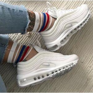кроссовки Кроссовки Nike Air Max 97 белые
