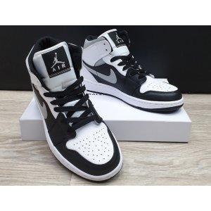 Air Jordan 1 Retro High Black White 3