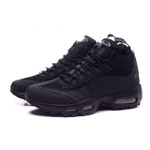Кроссовки Nike Air Max 95 Sneakerboot мужские черные