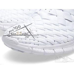 Nike Free Inneva Woven White