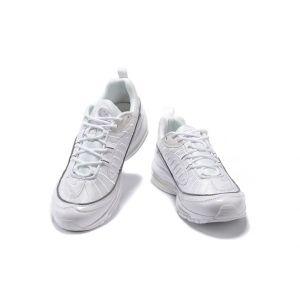 Nike Air Max 98 Supreme  White Silver