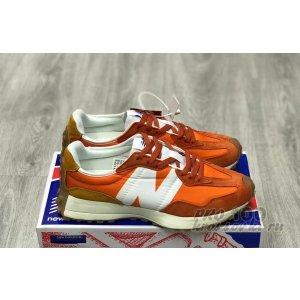 New Balance 327 Orange