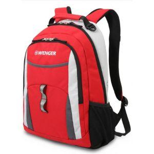 Красный городской рюкзак Wenger 4408 на 22л