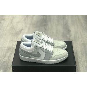 Jordan 1 Low Grey